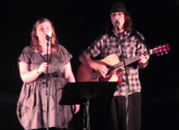 Make You Feel My Love Mayfest Performance - Tsoof Baras and Sarah La Sala