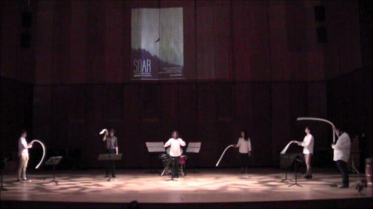 Soar – Harmonic whirlies chorale – Graduating Recital 2015